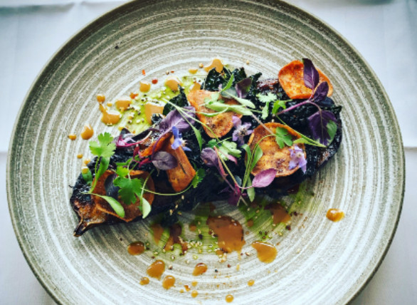 Brookes Restaurant wows with delicious Forward Food