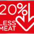 Public Sector Catering announce their 20% less meat campaign